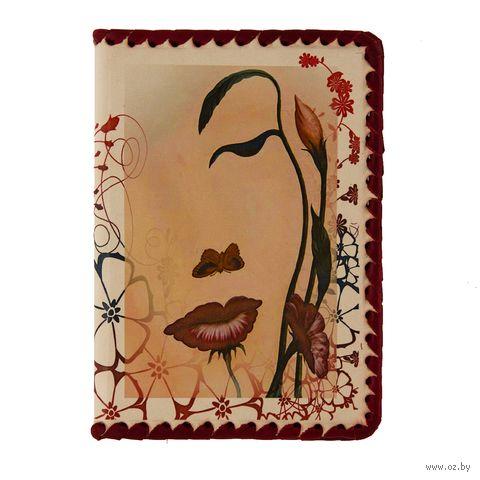 Обложка на паспорт (арт. КГОп-05-159) — фото, картинка