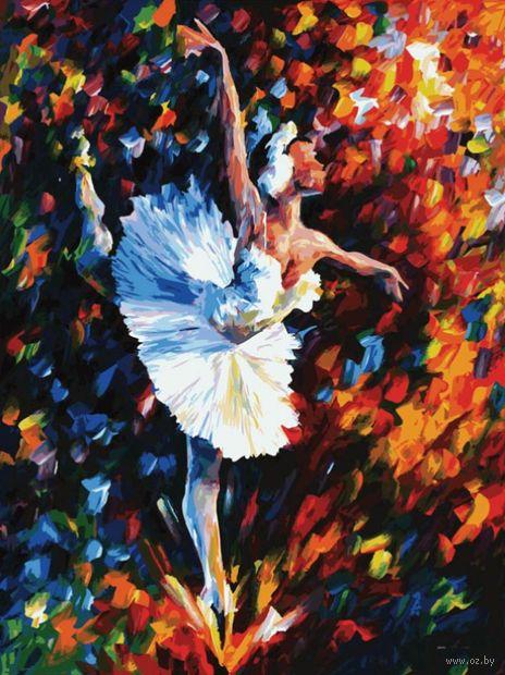 """Картина по номерам """"Танец души"""" (600х800 мм) — фото, картинка"""