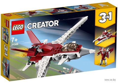 """LEGO Creator """"Истребитель будущего"""" — фото, картинка"""
