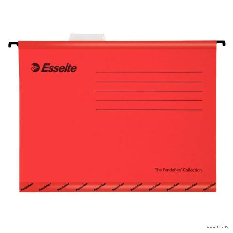 """Файл подвесной к картотекам """"Pendaflex Standart"""" (А4; красный)"""