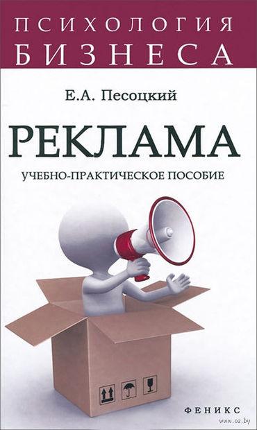 Реклама. Учебно-практическое пособие. Евгений  Песоцкий