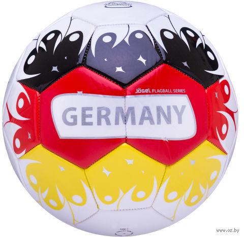 """Мяч футбольный Jogel """"Germany"""" №5 — фото, картинка"""