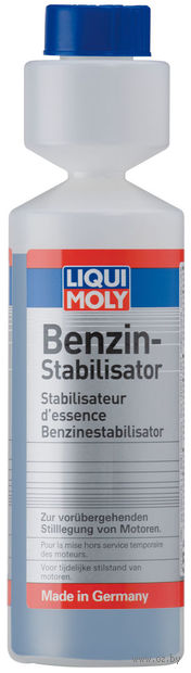 "Стабилизатор бензина ""Benzin-Stabilisator"" (0,25 л) — фото, картинка"