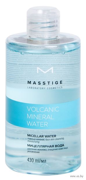 "Мицеллярная вода ""Volcanic Mineral Water"" (430 мл) — фото, картинка"