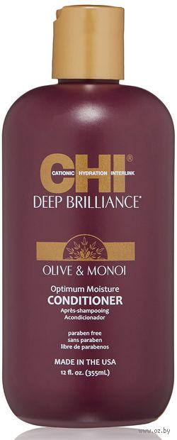 """Кондиционер для волос """"Deep Brilliance. Оптимальное увлажнение"""" (355 мл) — фото, картинка"""