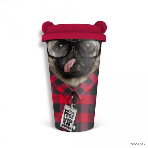 """Стакан для кофе """"Dog"""""""