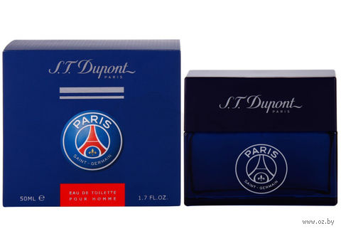 "Туалетная вода для мужчин S.T. Dupont ""Paris Saint-Germain"" (50 мл)"