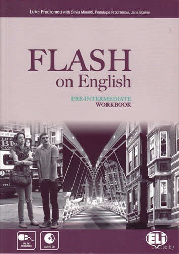 Flash on English. Workbook 2 (+ CD) — фото, картинка