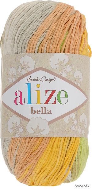 "Пряжа ""ALIZE. Bella Batik №5559"" (50 г; 180 м) — фото, картинка"