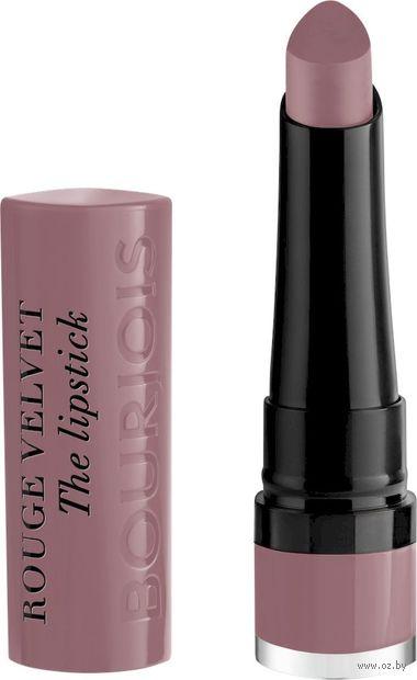"""Помада для губ """"Rouge Velvet the Lipstick"""" тон: 18 — фото, картинка"""