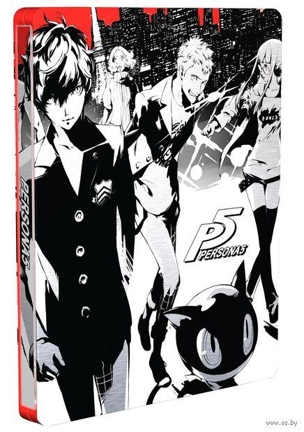 Persona 5. Steelbook edition (PS4)