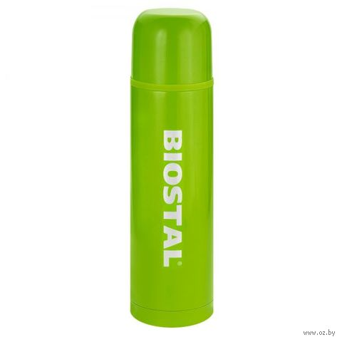 Термос Biostal NB-1000C-G (1 л; зелёный) — фото, картинка