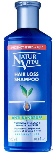 """Шампунь для волос """"Natur Vital. Anti-Dandruff """" (300 мл) — фото, картинка"""