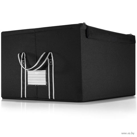 "Коробка для хранения ""Storagebox"" (L, black)"