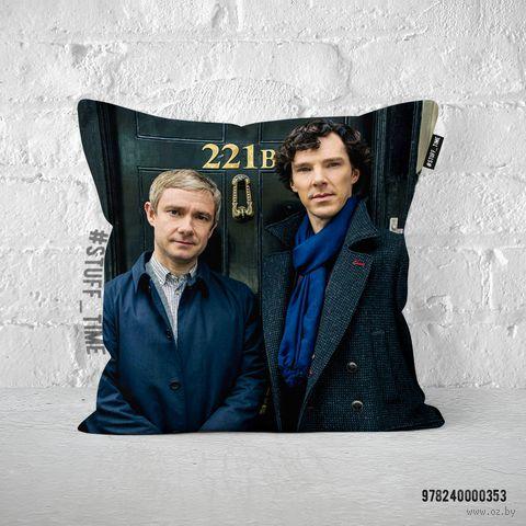 "Подушка ""Шерлок"" (арт. 353)"