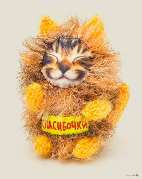 """Игрушка """"Котик. Спасибочки"""" — фото, картинка"""