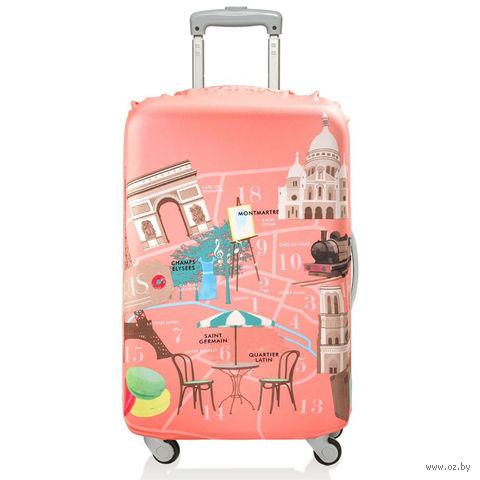 "Чехол для чемодана ""Paris"" (средний)"