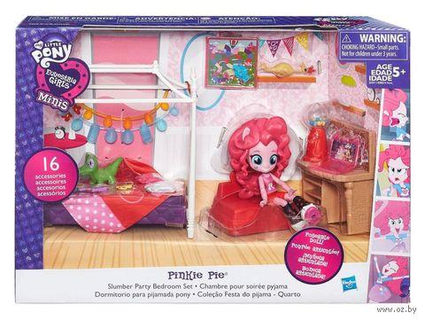 """Игровой набор """"My Little Pony. Пижамная вечеринка. Пинки Пай"""" — фото, картинка"""