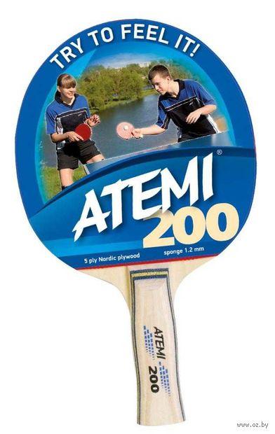 "Ракетка для настольного тенниса ""200 AN"" — фото, картинка"