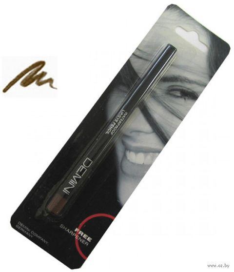 """Карандаш для глаз """"Waterproof Lip and Eye Pencil"""" водостойкий тон: 044 — фото, картинка"""
