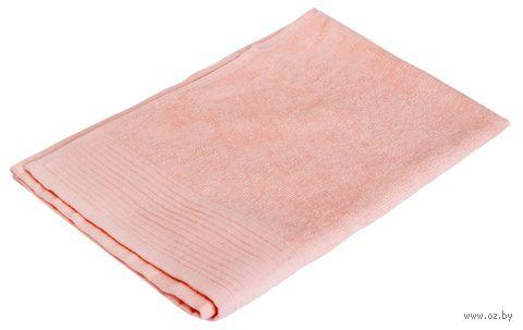 """Полотенце махровое """"Палитра"""" (40х60 см; розово-персиковое) — фото, картинка"""