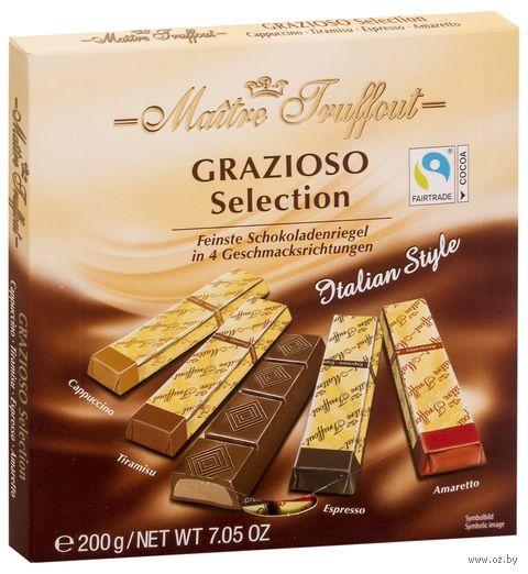 """Набор шоколада """"Italian Style"""" (200 г) — фото, картинка"""