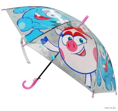 "Зонт-трость ""Смешарики"" — фото, картинка"