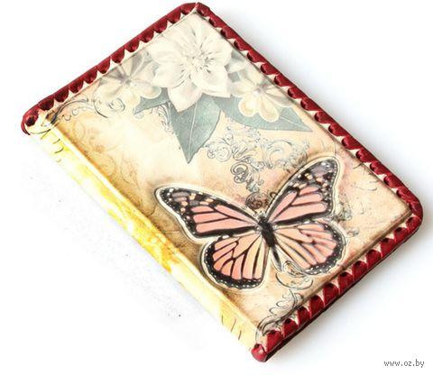 Обложка на паспорт (арт. КГОп-15-354) — фото, картинка