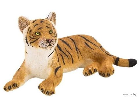 "Фигурка ""Animal Planet: Тигренок лежит"" (3,5 см)"