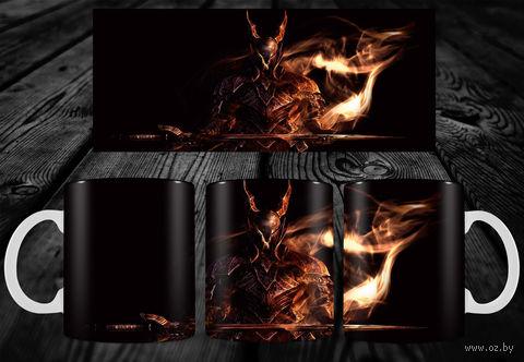 """Кружка """"Dark Souls"""" (арт. 11) — фото, картинка"""