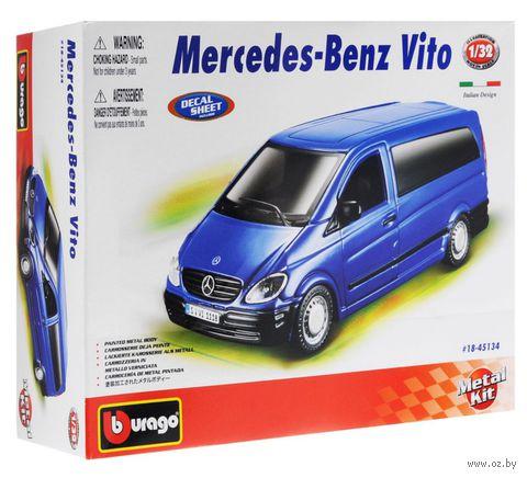 "Модель машины ""Bburago. Mercedes-Benz Vito"" (масштаб: 1/32)"