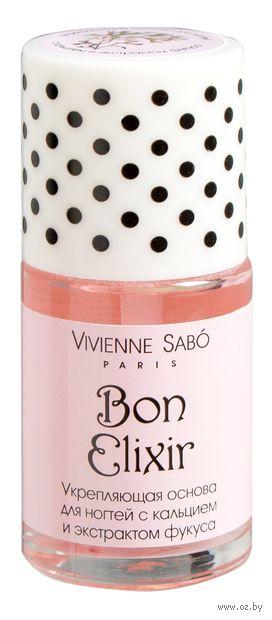 "Основа для ногтей ""Bon Elixir"" (15 мл) — фото, картинка"