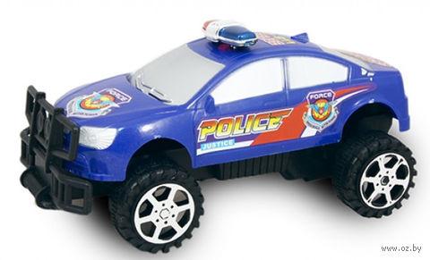 """Машинка инерционная """"Полиция"""" (арт. 8067A) — фото, картинка"""