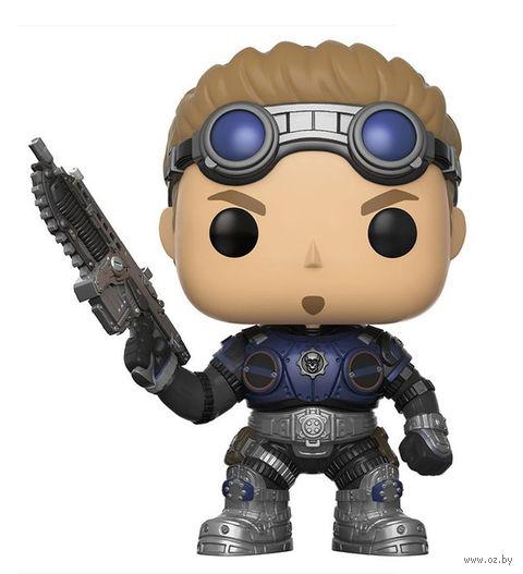 """Фигурка """"Gears of War. Дэймон Бэрд"""" — фото, картинка"""