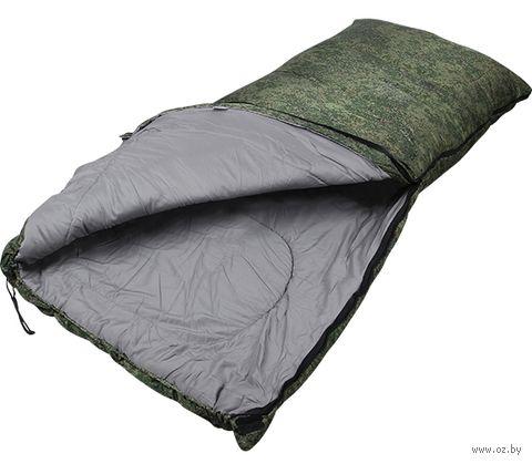 """Спальный мешок """"Scout 2"""" (цифровая флора) — фото, картинка"""