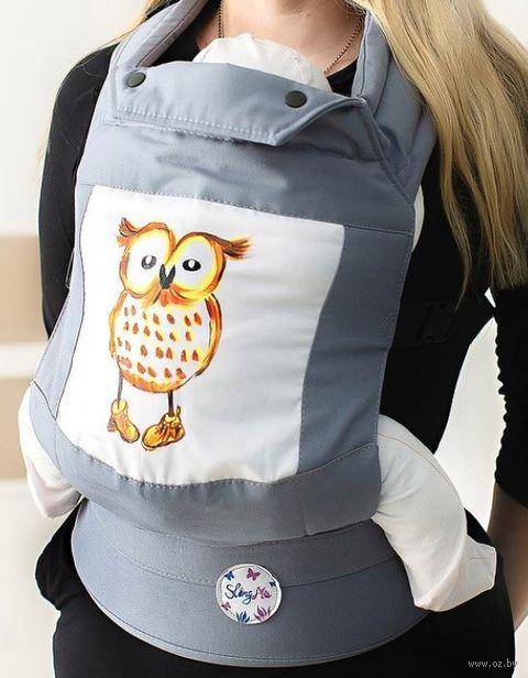 """Эргономичный рюкзак """"Сова"""" — фото, картинка"""