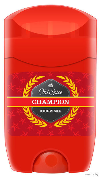 """Дезодорант-антиперспирант для мужчин Old Spice """"Champion"""" (стик; 50 мл)"""