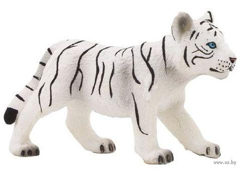 """Фигурка """"Animal Planet: Белый тигренок"""" (4 см)"""