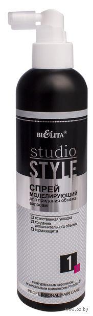 "Спрей для волос ""Моделирующий. Studio Style"" легкой фиксации (250 мл) — фото, картинка"