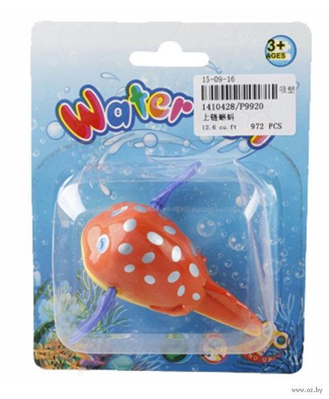 """Заводная игрушка для купания """"Рыбка"""" — фото, картинка"""