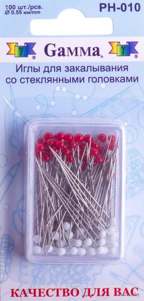 Иглы для закалывания (100 шт.; арт. PH-010) — фото, картинка