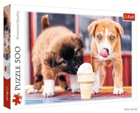 """Пазл """"Время для мороженого"""" (500 элементов) — фото, картинка"""