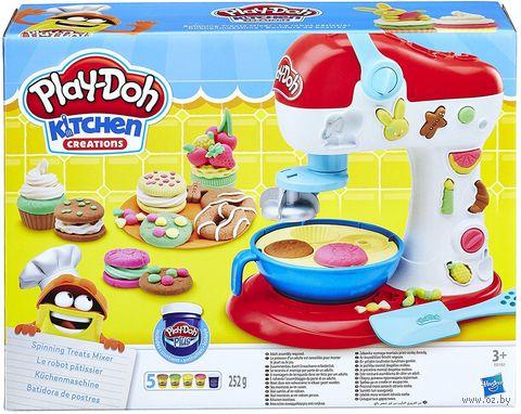 "Набор для лепки ""Play-Doh. Миксер для конфет"" — фото, картинка"
