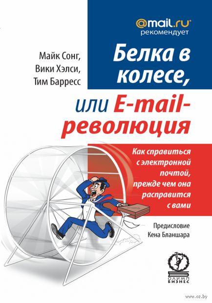 Белка в колесе, или E-mail революция. Как справиться с электронной почтой, прежде чем она расправится с вами. Майк Сонг
