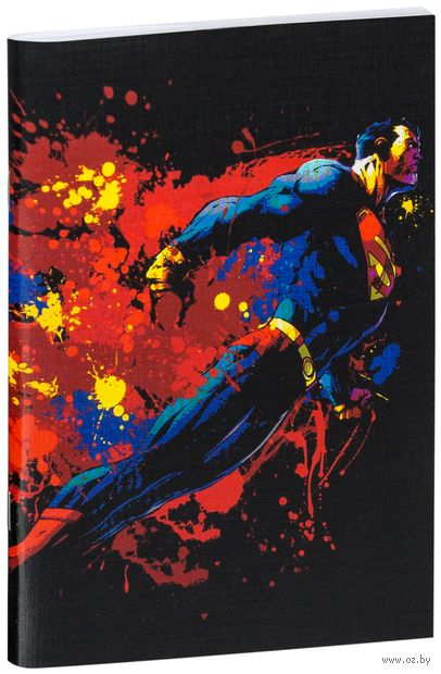 "Блокнот ""Супермэн"" (А5; арт. 413)"
