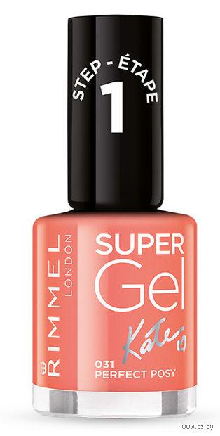 """Гель-лак для ногтей """"Super Gel"""" (тон: 031)"""
