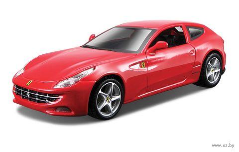 """Модель машины """"Bburago. Ferrari FF"""" (масштаб: 1/32)"""