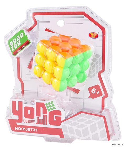 """Кубик Рубика """"Пупырчатый"""" — фото, картинка"""