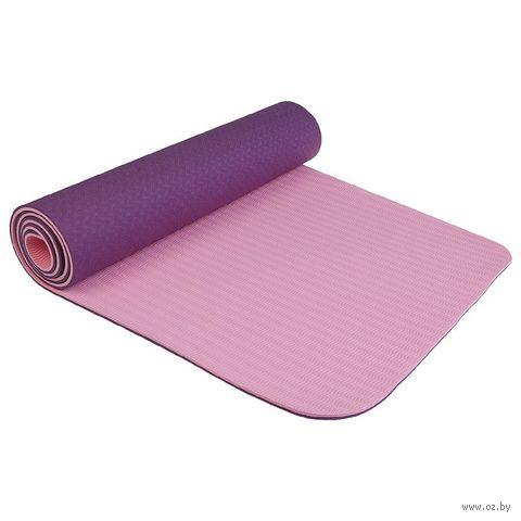 """Коврик для йоги """"Sangh"""" (183x61x0,8 см; арт. 3551185) — фото, картинка"""