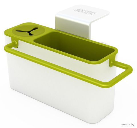 "Органайзер для раковины ""Sink Aid"" (бело-зеленый) — фото, картинка"